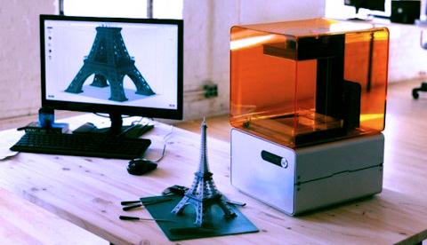 Impresora 3D, SLA