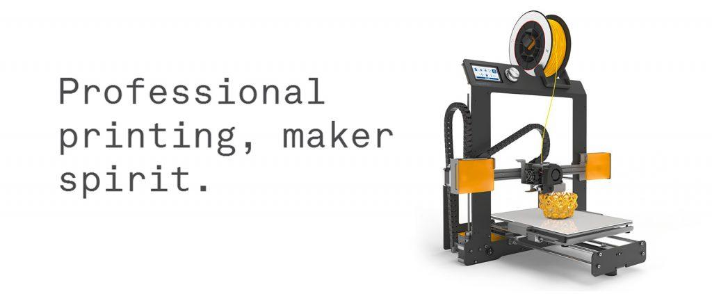 Impresora 3D BQ Hephestos 2