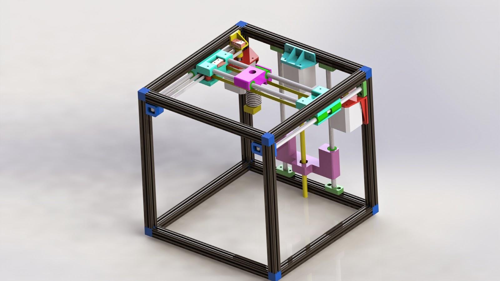 Diseño Impresora Core XY