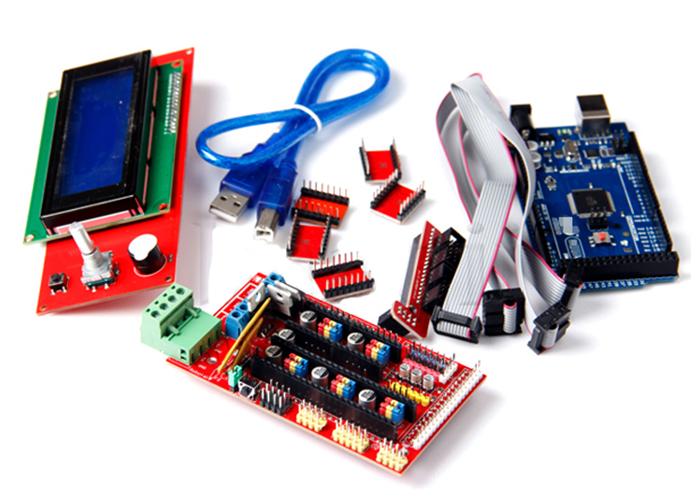 Kit electronica impresora 3d