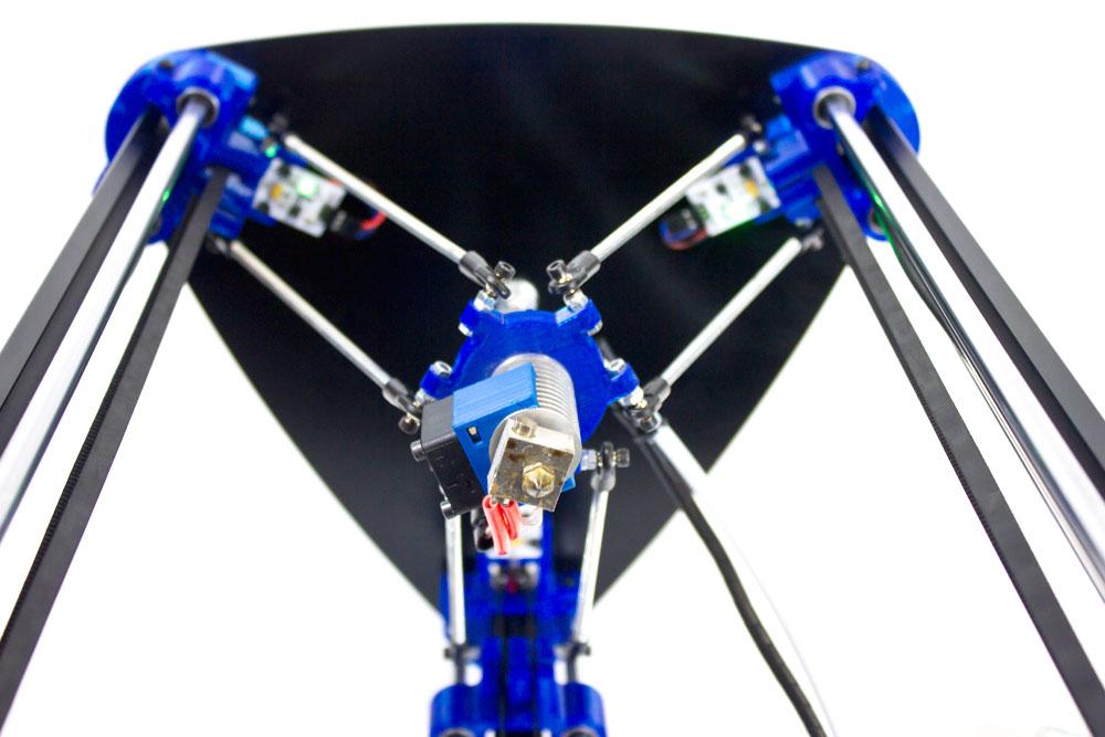 Impresora 3D Tipo Delta